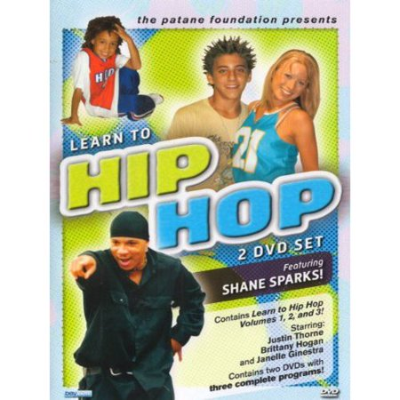 Learn To Hip Hop Collection: Volumes 1, 2 & 3