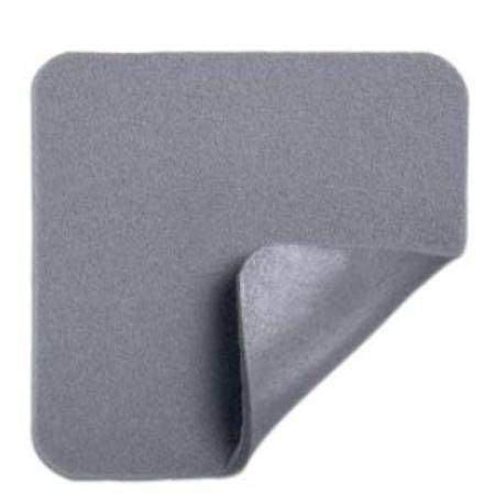Molnlycke Mepilex Ag Soft Silicone Foam Dressing 6'' x 6'', 4 Boxes of