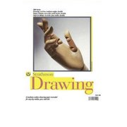 "Strathmore 18"" x 24"" Wire Bound Drawing Pad 25 Sheets"