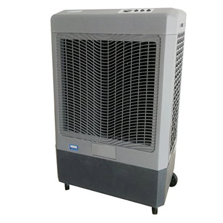 Hessaire Products Mc61m Mobile Evaporative Cooler Large Gray