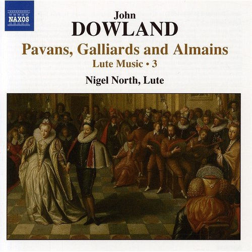 Pavans Galliards & Almains / Lute Music 3