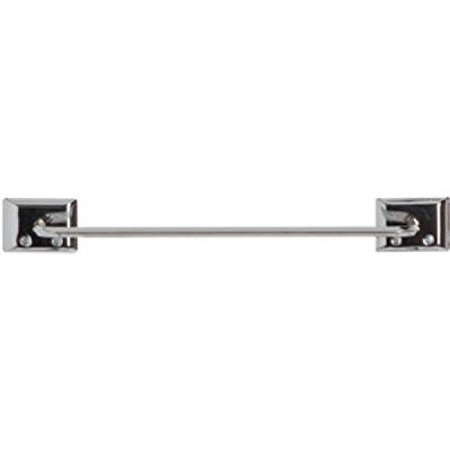 Empire 12 Inch Towel Bar - Decko Bath Products 38120 Towel Bar, 12-Inch