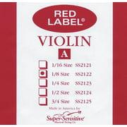 VIOLIN A STG SUPER SENS 1/8