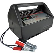 Schumacher 10/2 Amp Fully Automatic Dual-Rate Charger with 2 LEDs