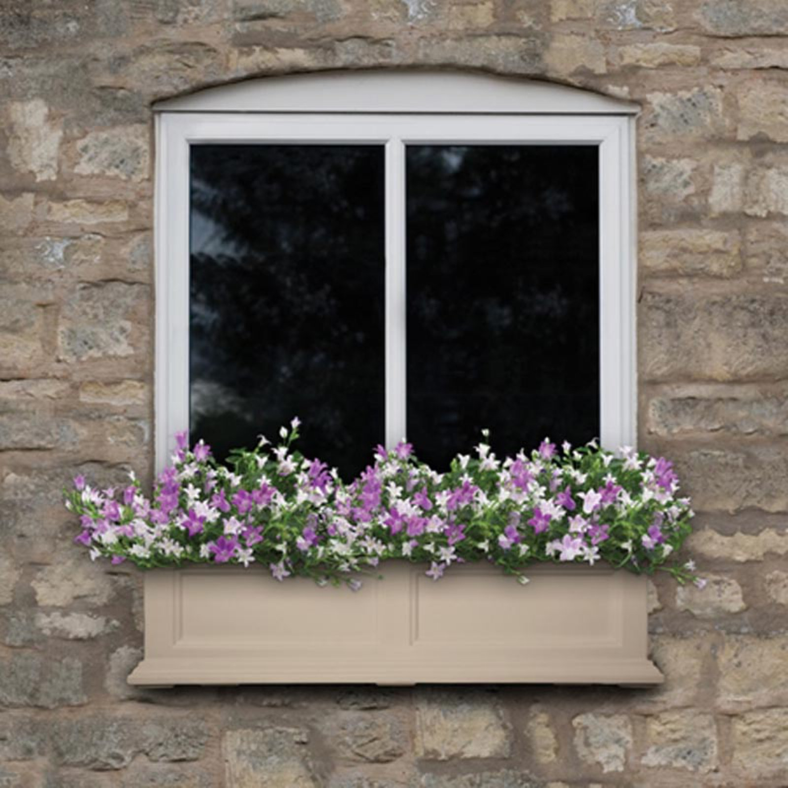 Fairfield Window Box 5FT Clay