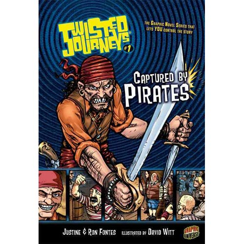 #01 Captured by Pirates: Captured by Pirates