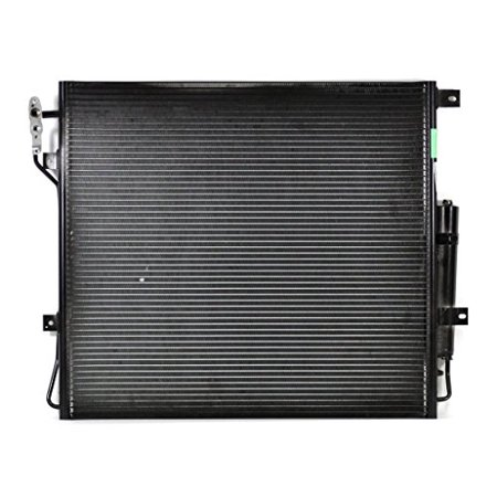 A-C Condenser - Pacific Best Inc For/Fit 4253 10-16 Land Rover LR4 10-13 Range Rover