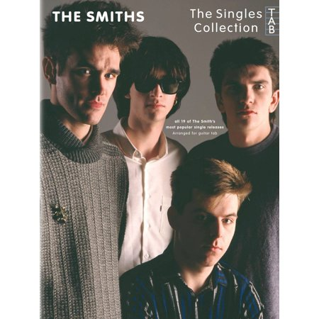 The Smiths: The Singles Collection (Guitar TAB) - (Singles Guitar Tab)