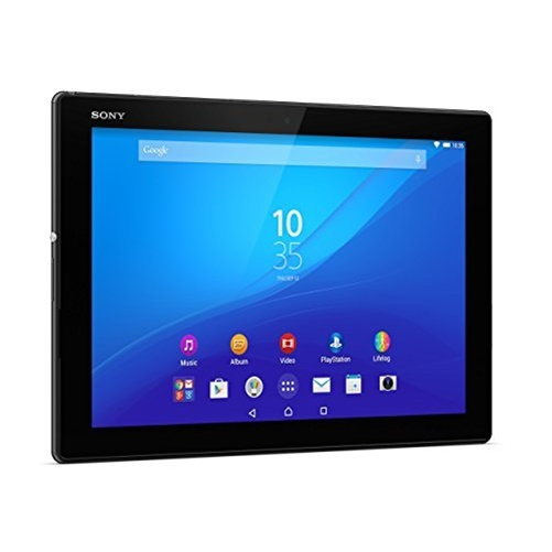 "Sony Xperia Z4 Tablet SGP771 - Tablet - Android 6.0 (Marshmallow) - 32 GB - 10.1"" IPS (2560 x 1600) - microSD slot - 4G - black"