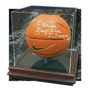 Caseworks International CAS-BB-401-BR Boardroom Basketball Display Case