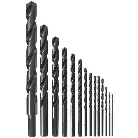 BOSCH BL14 14pc. Black Oxide 118 Degrees , 135 Degrees Drill Bit Set