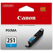 Canon CLI-251C Cyan Ink Cartridge (6514B001)