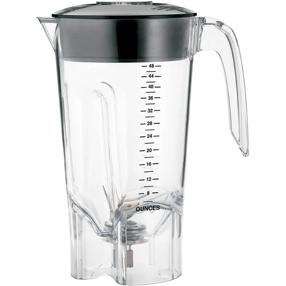 Hamilton Beach 48 Oz. Polycarbonate Replacement Blender Jar for Tango HBH450 & HBH450R,