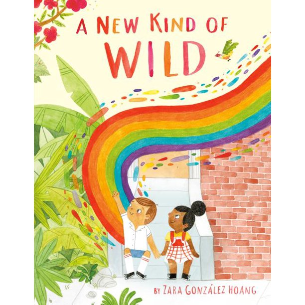 A New Kind of Wild (Hardcover)