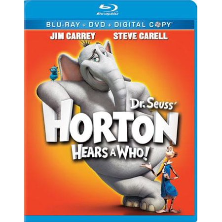 Horton Hears A Who Boy (Horton Hears A Who (Blu-ray + DVD + Digital)