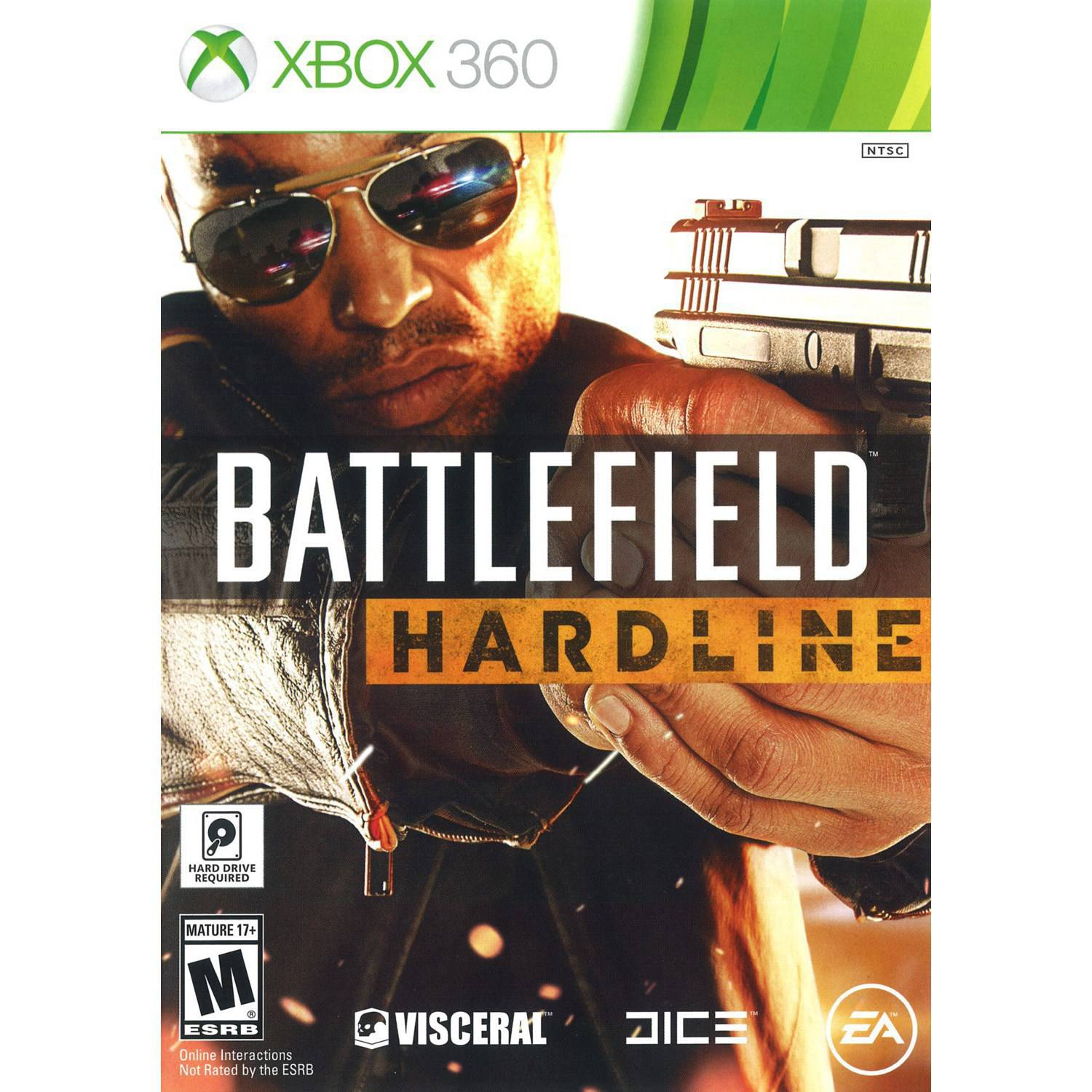 Battlefield: Hardline (Xbox 360) - Pre-Owned