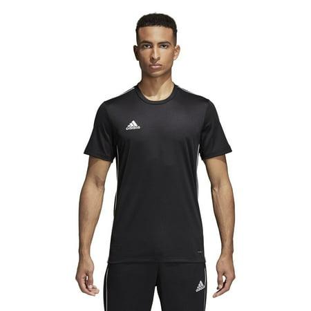 adidas Men's Core 18 Training Jersey | CE9021 Diamond Core Jersey