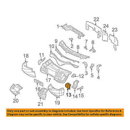 Peachy Chrysler Oem 04 08 Crossfire Cowl Bracket 5101623Aa Walmart Com Wiring 101 Israstreekradiomeanderfmnl