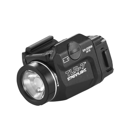 Streamlight TLR-7 Compact Rail Mounted Tactical Gun Light
