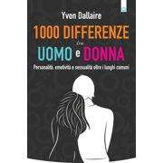 1000 differenze tra uomo e donna - eBook