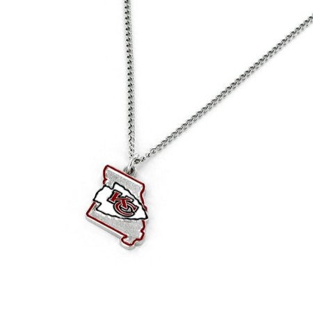 City Necklaces (Kansas City Chiefs Necklace State)