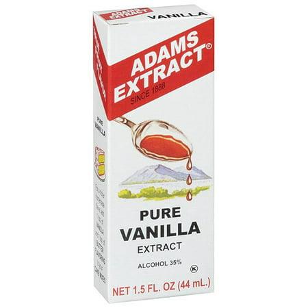 Image of Adams Extract: Pure Vanilla Extract, 1.5 Oz