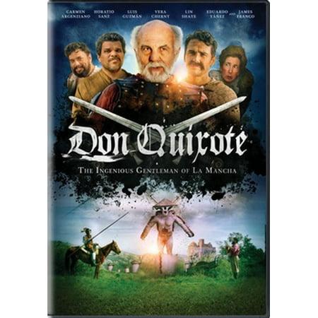 Don Quixote: The Ingenious Gentleman of La Mancha (DVD) (Don Quixote Dvd)