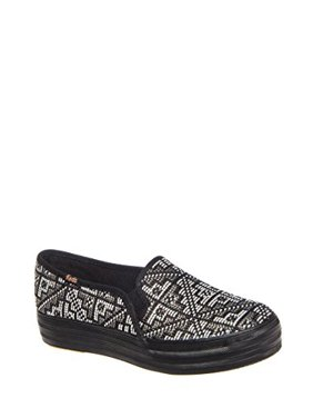 343fec473b8 Product Image Keds Womens Triple Deck Fabric Low Top Slip On
