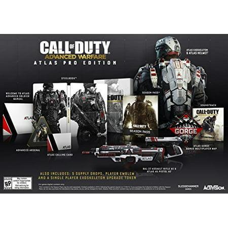 Call of Duty: Advanced Warfare Atlas Pro Edition - Xbox