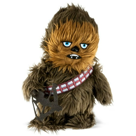 Star Wars Chewbacca Interactive Walk N' Roar 12