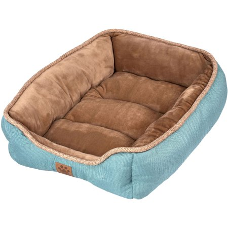 Precision Pet Snoozzy Low Bump Crate Bed Brown 36