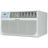 "Keystone 14,000-BTU 230V Through-the-Wall Air Conditioner with ""Follow Me"" LCD Remote Control"