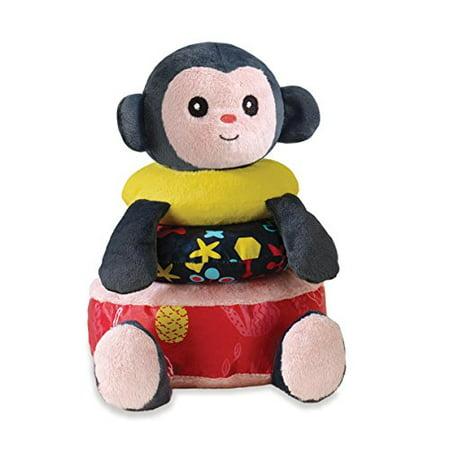 Manhattan Toy Savanna Monkey Tactile Activity -