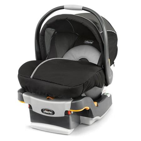 Chicco KeyFit 30 Magic ReclineSure Rear-Facing Infant Car Seat and Base, Coal