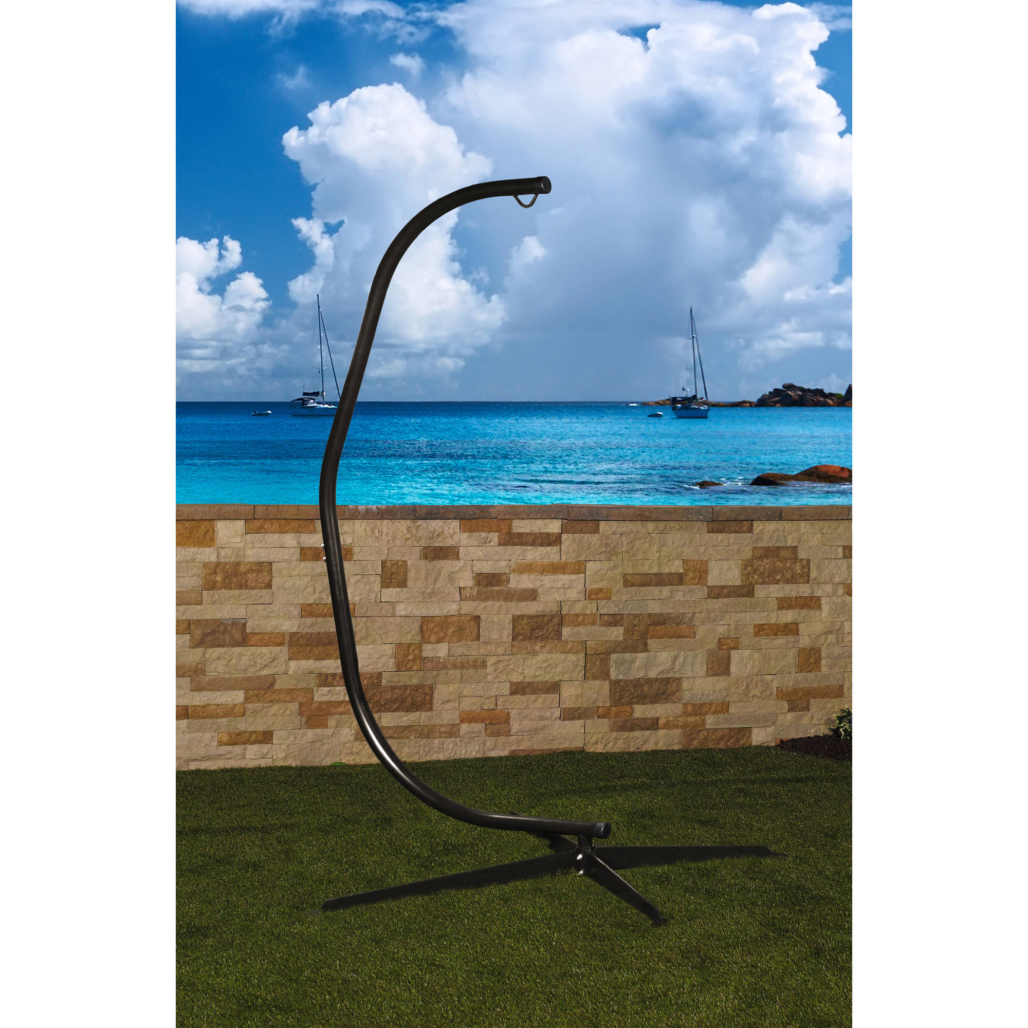 Bliss Hammocks Hammock Chair Stand, Bronze