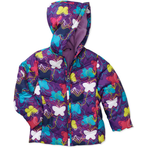 Healthtex Baby Girls' Bubble Jacket