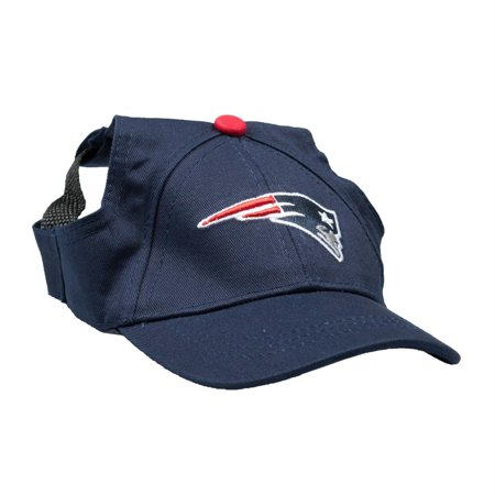 New England Patriots Pet Baseball Hat - Medium - image 1 de 1