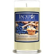 Blueberry Muffin Candle with Ring Inside (Surprise Jewelry Valued at $15 to $5,000) Ring Size 7