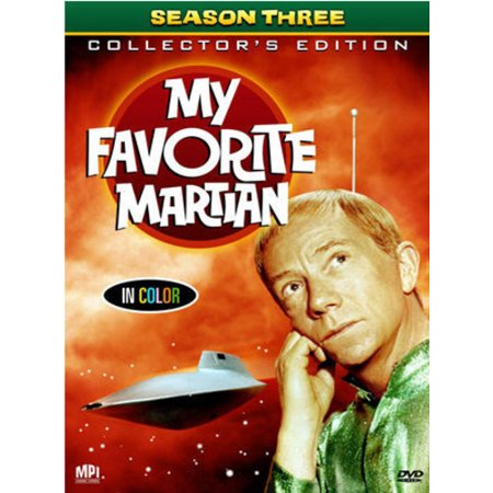 My Favorite Martian  Season 3