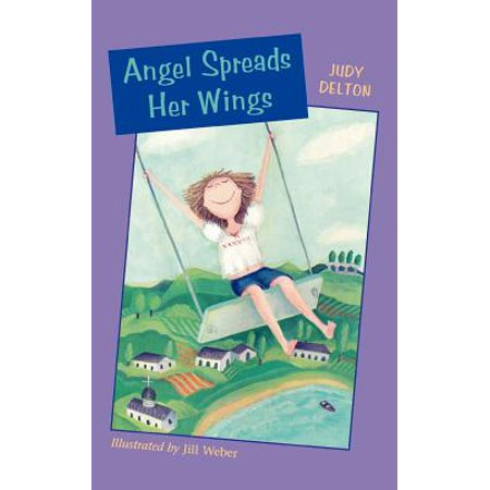Angel Wings Scrapbooks - Angel Spreads Her Wings