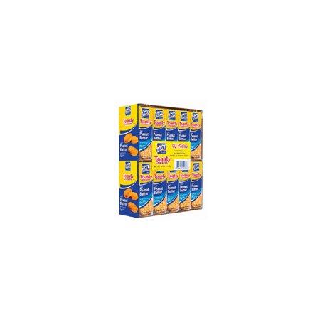Product of Lance Toasty Peanut Butter Sandwich Crackers (40 ct.) - Crackers [Bulk Savings] (Barnum's Animal Crackers Bulk)