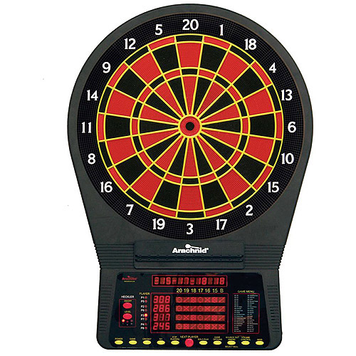 Arachnid Cricket Pro 800 Tournament Series Electronic Dartboard by DMI Sports