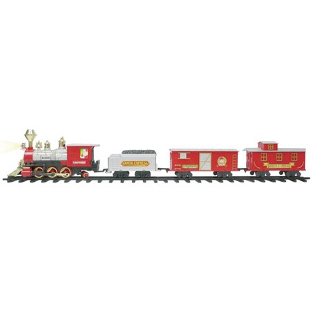 Santa Claus Train - Santa's Jumbo Train Express