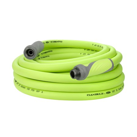 "Flexzilla® SwivelGrip Garden Hose, 5/8"" x 25', 3/4"" - 11 1/2 GHT Fittings"
