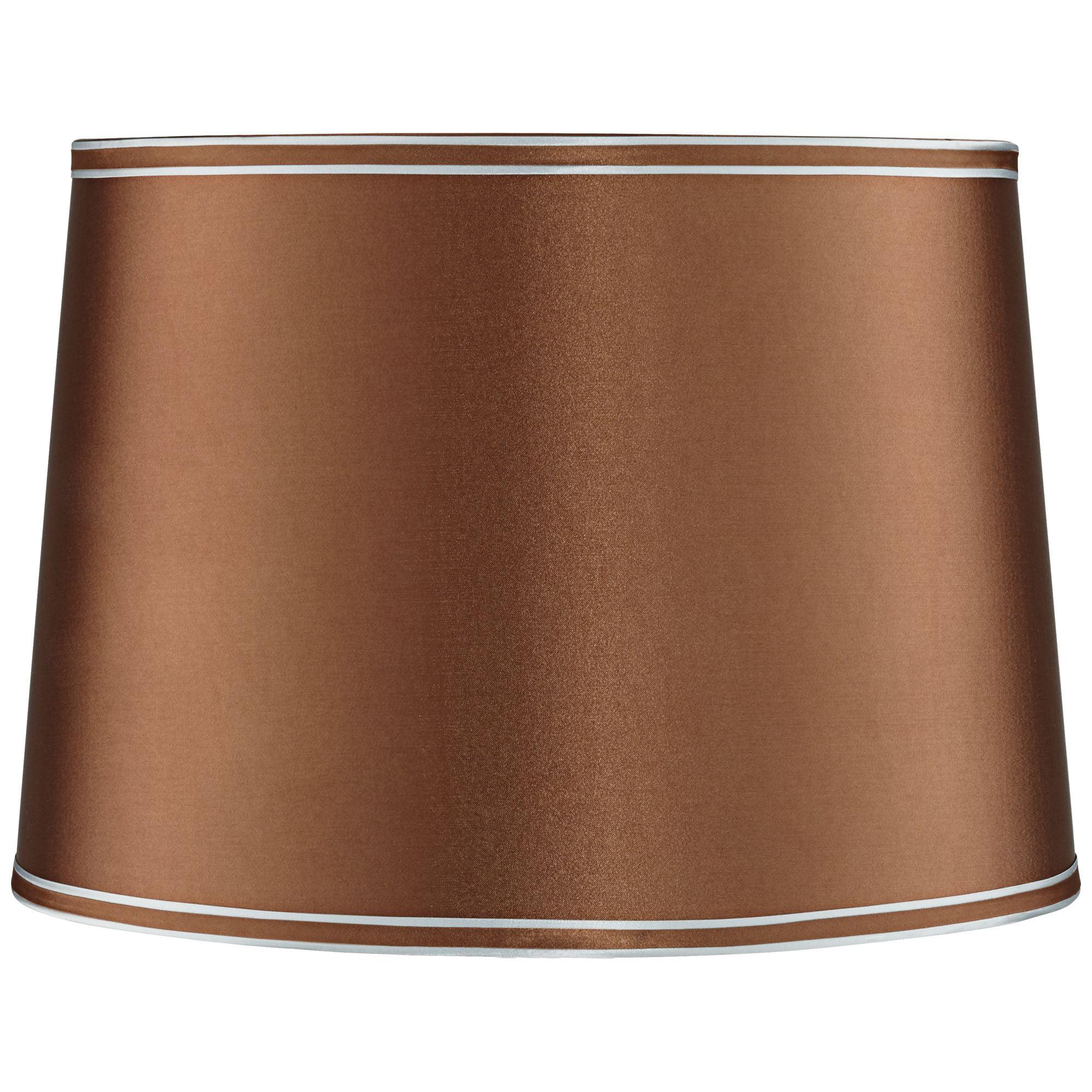 Springcrest Copper Drum Lamp Shade 14X16x11 (Spider)
