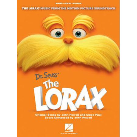 Dr. Seuss' the Lorax : Music from the Motion Picture Soundtrack - Lorax Characters