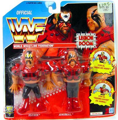 vintage wwf wrestling