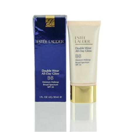ESTEE LAUDER/DOUBLE WEAR ALL-DAY GLOW BB MOISTURE MAKEUP 6.0 INTENSITY 1.0 (Estee Lauder Crescent White Bb Cream Review)