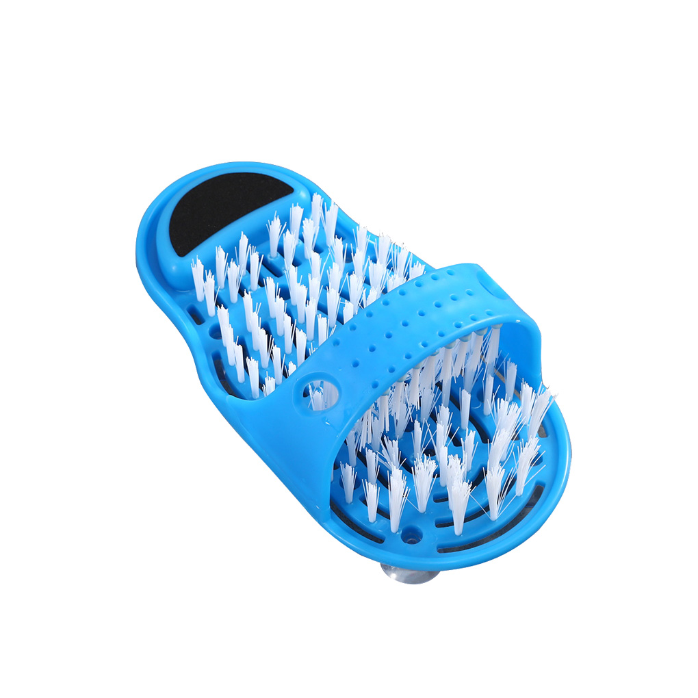 babydream1 Plastic Bath Shower Feet Massage Slippers Bathing Shoes Brush Foot Scrubber Spa Remove Dead Skin Tool | Walmart Canada