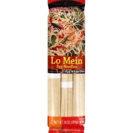 Wel Pac Lo Mein Egg Noodles  10 Oz
